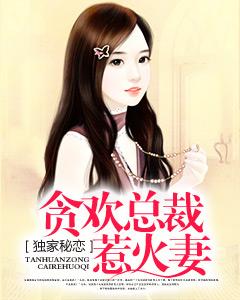 独家秘恋:贪欢总裁惹火妻